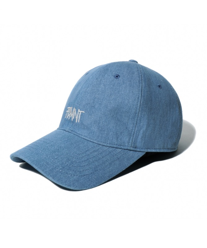 Unisex New Logo Ball Cap-Light Indigo-F.ILLUMINATE