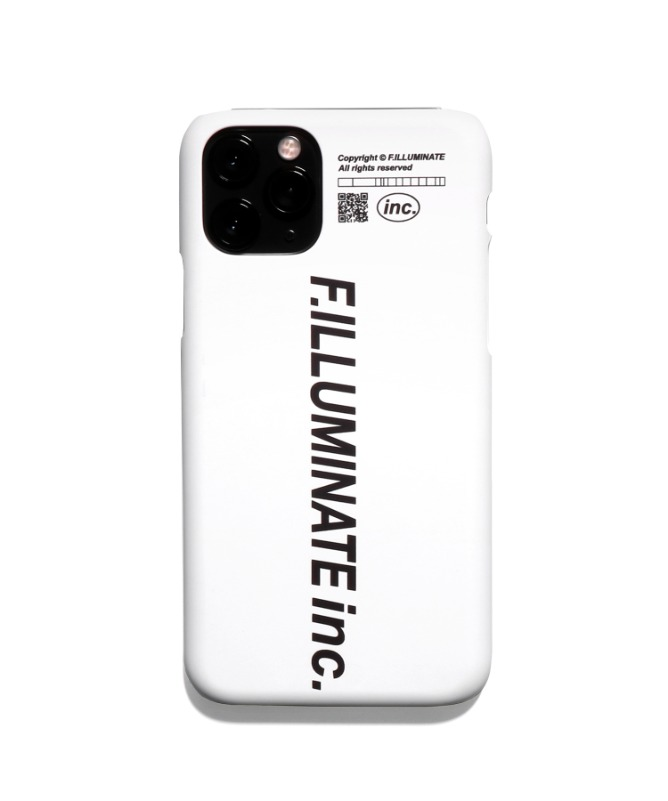 INC Logo Iphone 11 Pro Hard Case-White-F.ILLUMINATE