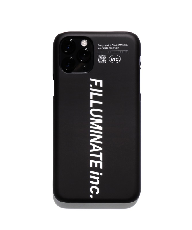 INC Logo Iphone 11 Pro Hard Case-Black-F.ILLUMINATE